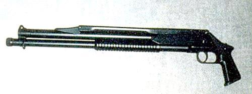 Боевое помповое ружье РМБ