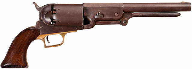 Colt Walker Percussion Revolver