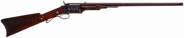 Colt Paterson Model 1839 Percussion Carbine with Sling Bar