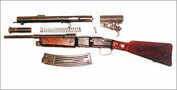 Самозарядная винтовка народного ополчения VG 1-5