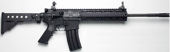 LR-300 ML длина ствола 419 мм