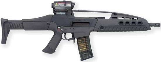 XM8 Carbine