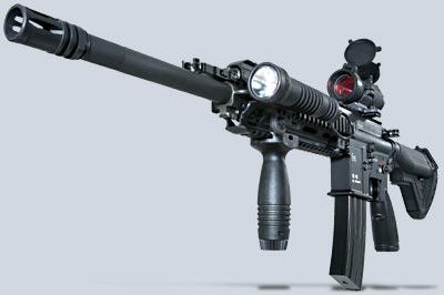 HK416 D16.5RS