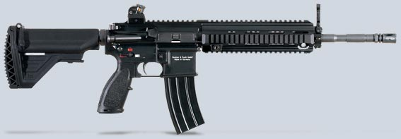HK416 D14.5RS