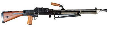 Легендарное чешское оружие – пулемет ZB vz. 26, производившийся в Англии под наименованием BREN – дал название новой чешской штурмовой винтовке