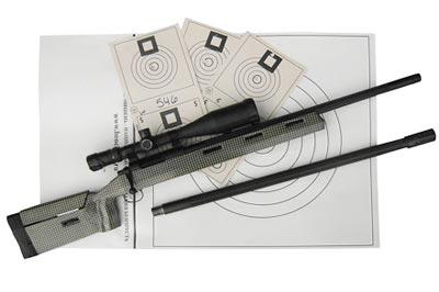 Снайперская система