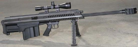 Снайперская винтовка Barrett XM500
