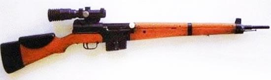 MAS 49 снайперский вариант