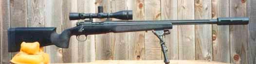 Тактическая винтовка Night Hawk