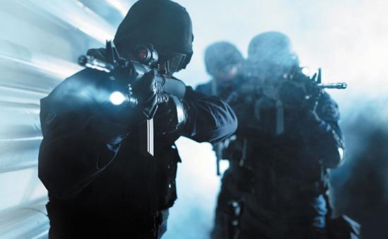 Тактический светодиодный фонарик — штатный элемент оснащения бойцов большинства спецподразделений