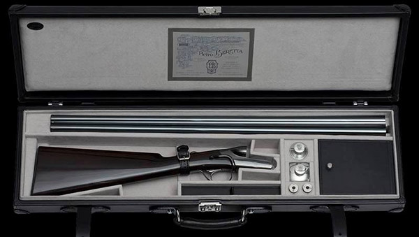 Custom Beretta 490 Serpentina
