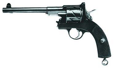 Револьвер Маузер «Зиг-Зак» М.1878