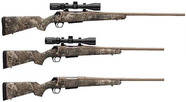 Winchester XPR TrueTimber Strata