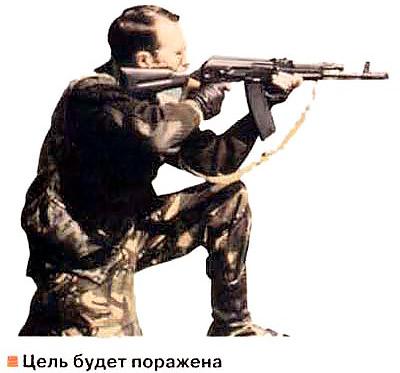Вооружение для горных стрелков