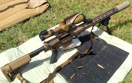 VSASS (Very long range Semi-Automatic Sniper System)
