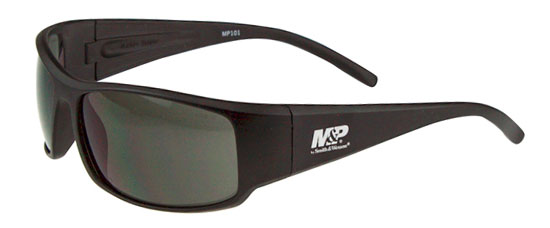 M&P Full Frame and Wide Temple Arms Smoke Anti-Fog Lens Protective Eyewear