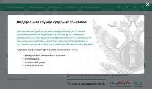 Предпросмотр для r09.fssprus.ru — Городской отдел судебных приставов № 2