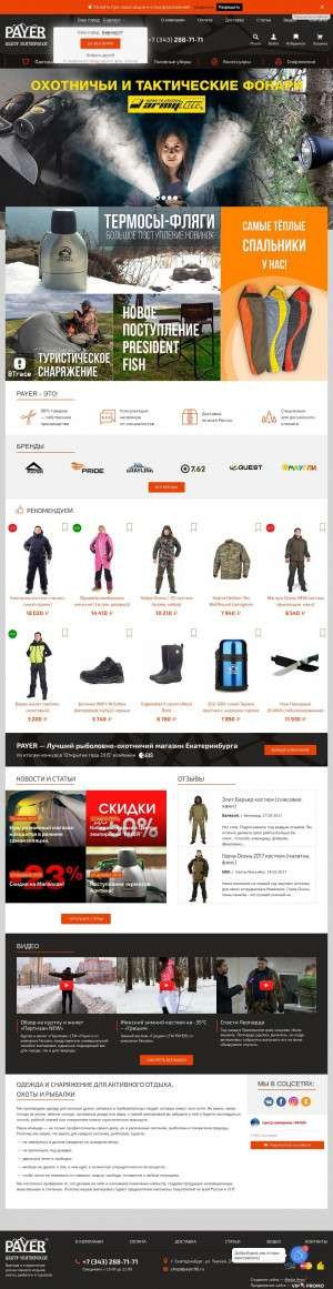 Предпросмотр для payer96.ru — Пайер
