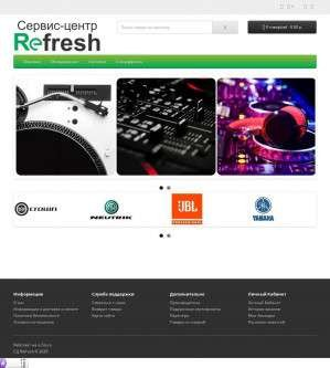 Предпросмотр для refresh-sc.ru — Refresh
