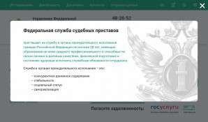 Предпросмотр для www.r37.fssprus.ru — Шуйский РОСП