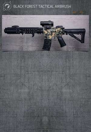 Предпросмотр для www.bftairbrush.com — Black Forest Tactical