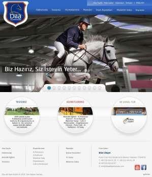 Предпросмотр для dilaatlisporkulubu.com — Dila Country Club