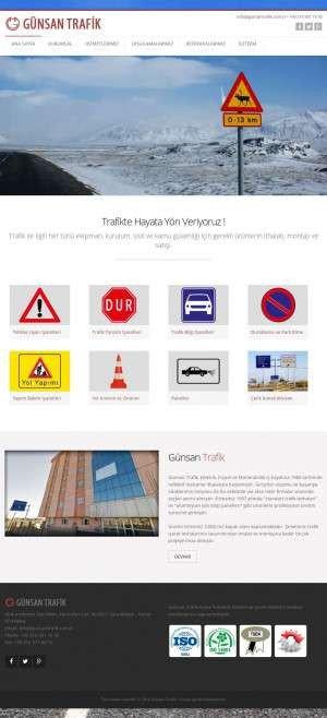 Предпросмотр для www.gunsantrafik.com — Gnsan Trafik