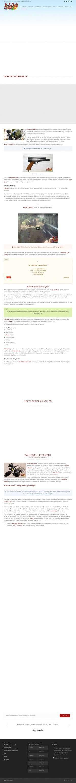 Предпросмотр для www.istanbulpaintball.net — Nokta Paintball