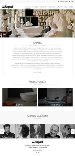 Предпросмотр для rapsel.com.tr — Rapsel