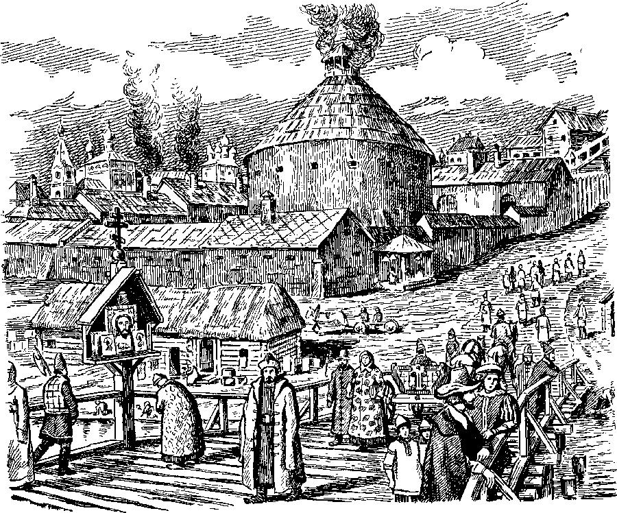 Пушечный двор