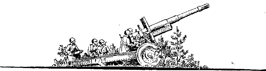 Глава 7. Пушка, гаубица, мортира