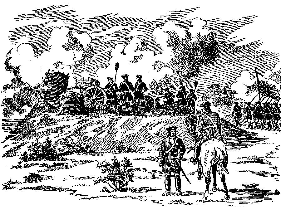 Петровская артиллерия
