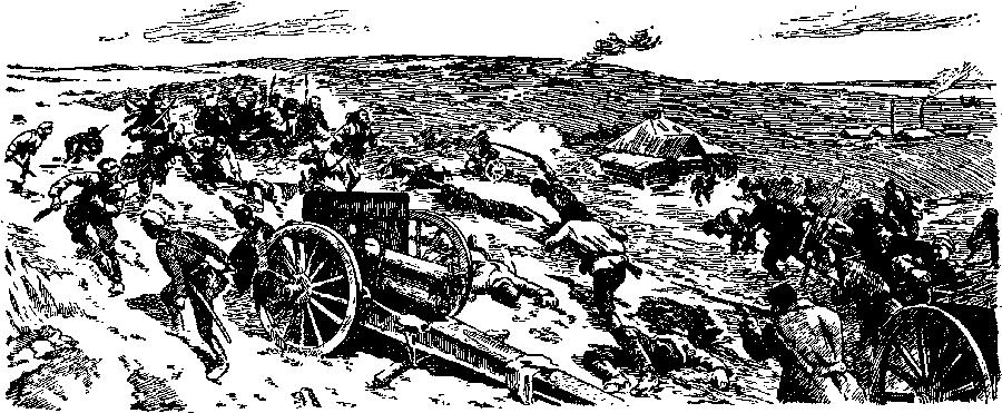 Опыт учит артиллеристов