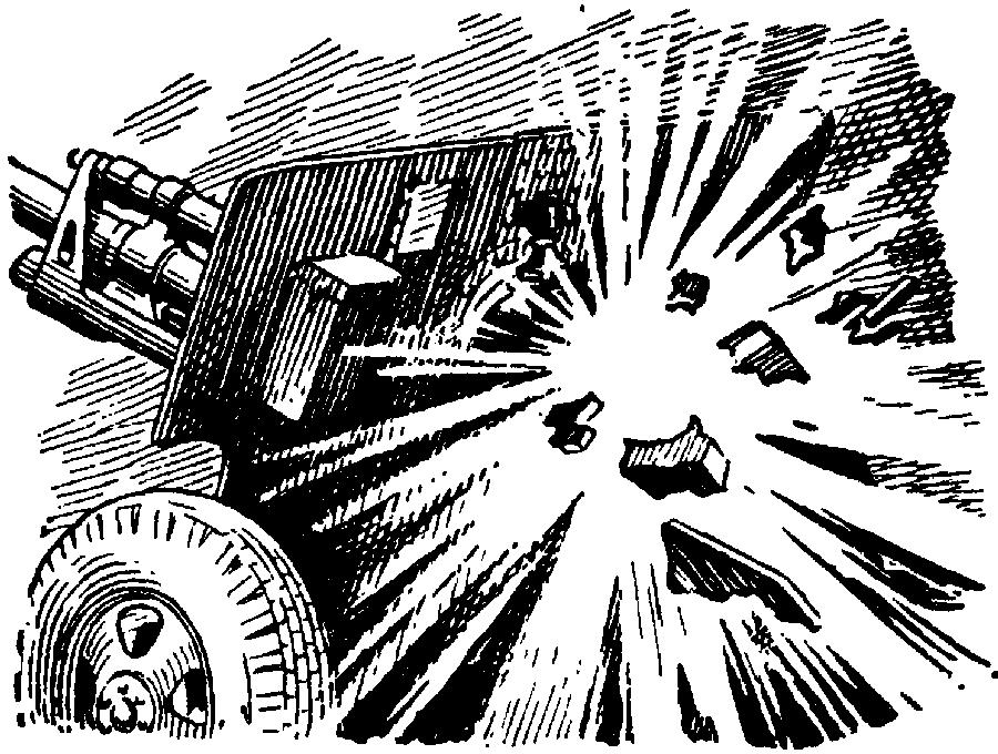 Взрыв и детонация