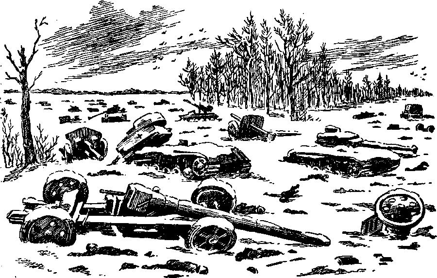 Советская артиллерия в начале Великой Отечественной войны