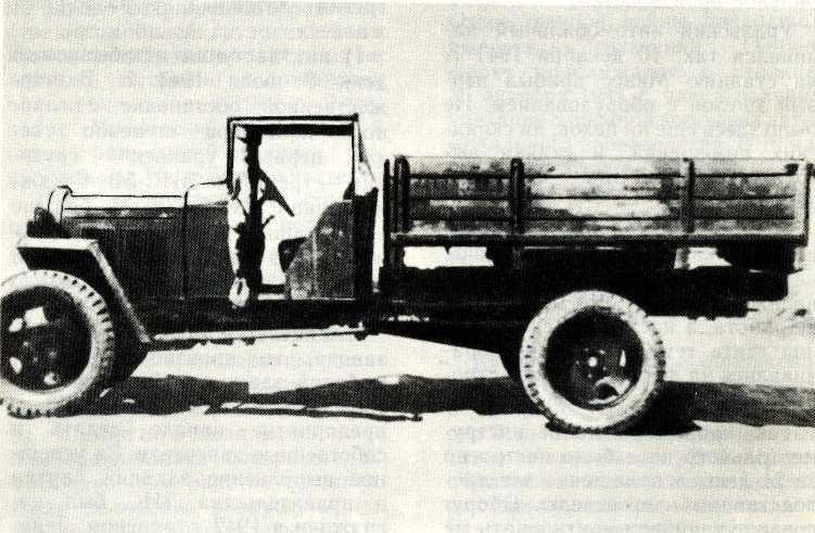 25. ГАЗ-MM обр. 1942 г.