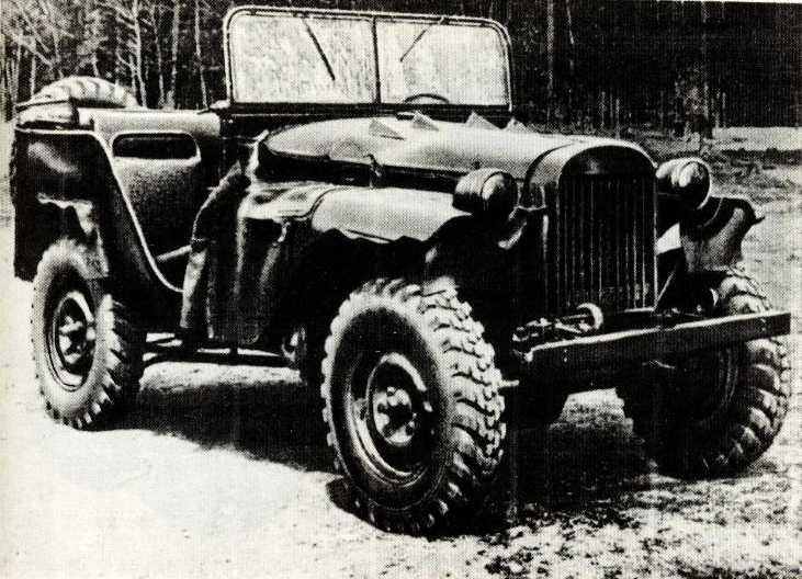 35. ГАЗ-64