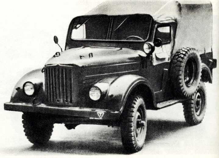 40. ГАЗ-69