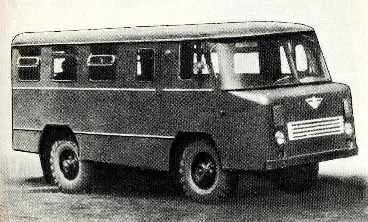 44. Специальный автобус 38 АС