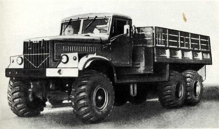 51. КрАЗ-255Б1