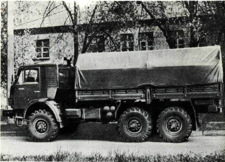 54. КамАЗ-4310