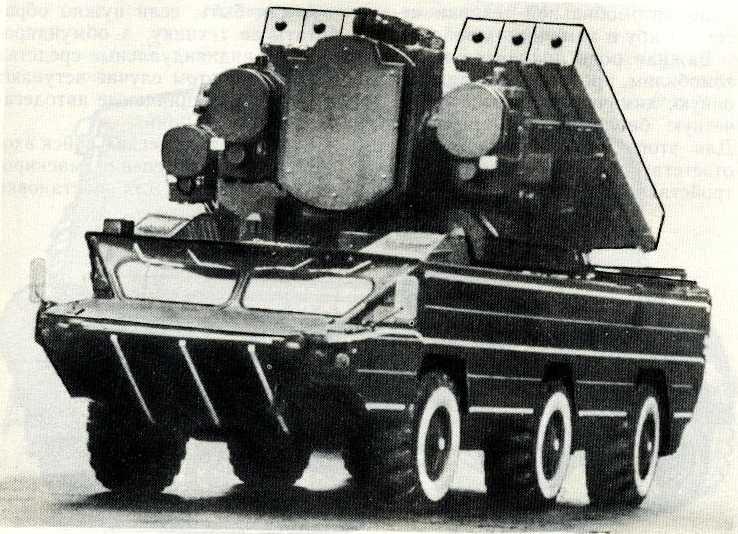 72. Самоходный зенитный ракетный комплекс