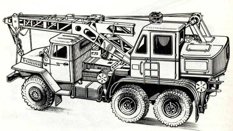 79. Автокран 8T-2I0