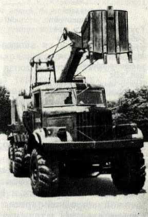 80. Экскаватор Э-305 Б В