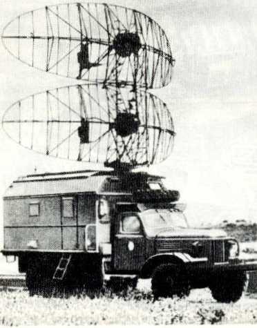 90. Радиолокационная станции