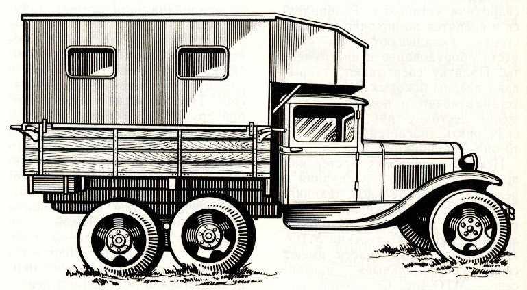 94. Ремонтная «летучка» типа А (ПМ-3)