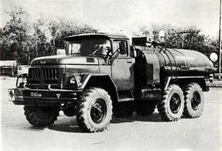 99. Автоцистерна АЦ-4,3-131