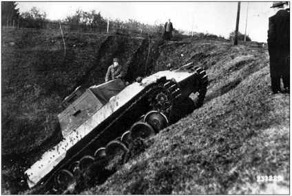 Прототип VK 3002 во время заводских испытаний. Ноябрь 1942 года.