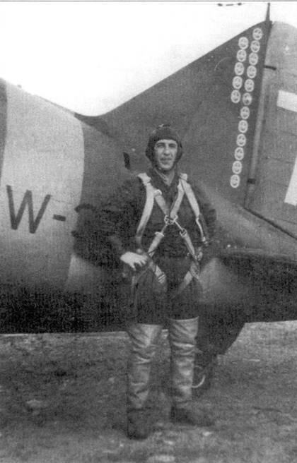 Командир 1/LLv-24 майор Эйно Луукканен, снимок 7 ноября 1942г.
