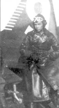 Летчик 28 стафф-сержант Урхо Лихтоваара, снимок 9 сентября 1941г.